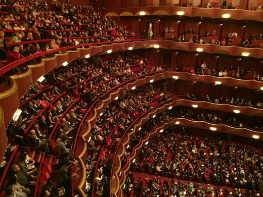 Met Opera House Madama Butterfly Pierce Turner Bloig